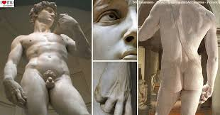 Image result for David di Michelangelo began to make David statue