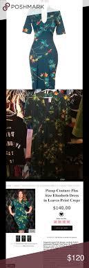 Pinup Girl Clothing Elizabeth Dress Pinup Girl Clothing