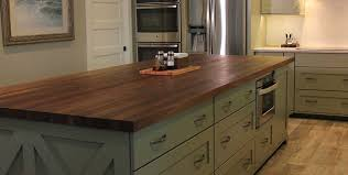 Walnut Kitchen Black Walnut Kitchen Island Mcclure Block Butcher Block And