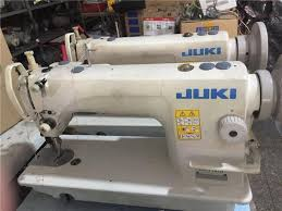 used juki industrial sewing machine juki du 1181n