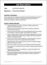 ceo job description sample non profit   cv templates joomlaceo job description sample non profit job description for a nonprofit operations manager ehow job description