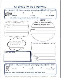 First Day Of School Worksheets High School: Getting to know you ...