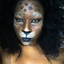 stylisted makeup cat
