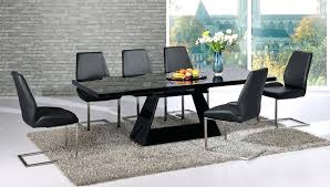 round glass dining table for 8 magnificent dining table black glass glass dining table set 8
