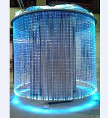 fiber optic wire fiber optic chandelier light