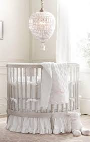 Round Baby Cribs .
