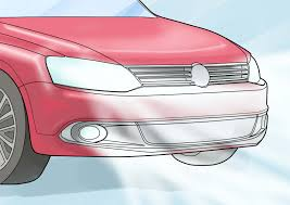 Volkswagen Car With Screw Light How To Change A Volkswagen Jetta 2007 Headlight Bulb 9 Steps