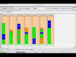 Yamazumi Chart Template Excel Timeline Template Download Yamazumi Chart Template Xls