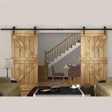 Modern Interior Sliding Doors Compare Prices On Sliding Barn Doors Interior Online Shopping Buy