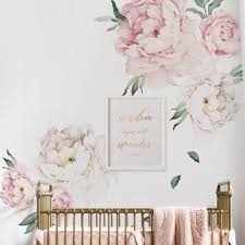 wall decals on rose gold wall art stickers with wall decals you ll love wayfair