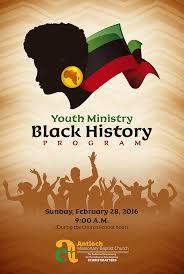 Antioch Missionary Baptist Church | Antioch Academy Black History ...