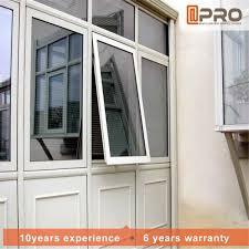 aluminum alloy modern awning window