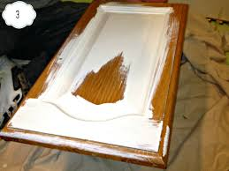 Painting Kitchen Cabinet Doors Painting White Oak Cabinets Home Painting Ideas