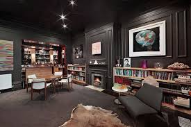 office mini bar.  Mini Glamorous Home Office Design With Fireplace And Fascinating Mini Bar Inside Bar