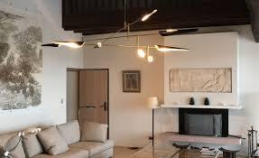 pendant lamp contemporary aluminum adjule