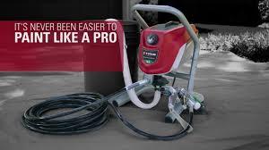 controlmax hea paint sprayers easier to paint like a pro titan contractor sprayers