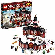 Discount LEGO NINJAGO Legacy Monastery of Spinjitzu 70670 - The Bargain Bins