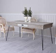 Esstisch Vintage Esszimmer Tisch Holztisch Loft Küchentisch
