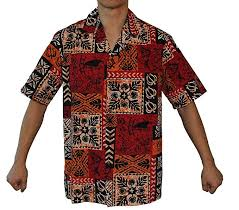 Alohawears Clothing Company Make In Hawaii Mens Island Culture Hawaiian Aloha Cruise Luau Shirt