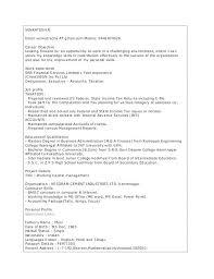 College Admission Resume Template Wonderful Mba Resume Example Resumes Samples Resume Examples Finance Resume