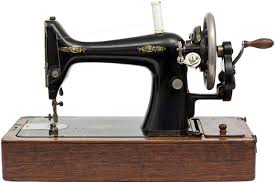 Another Word For Sewing Machine