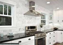 kitchen with black countertops black granite kitchen black white marble kitchen backsplash black granite countertops
