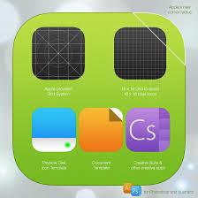 Apple App Icon Design 25 Best Ios App Icon Templates To Create Your Own App Icon