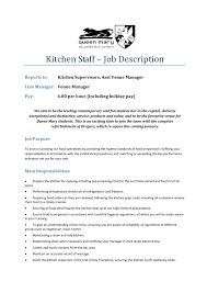 Best Of Sample Of Cook Resume Eviosoft