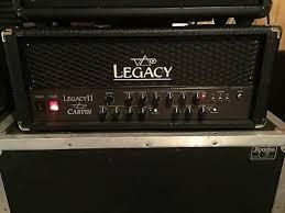 carvin legacy ii steve vai guitar lifier 3 channel head