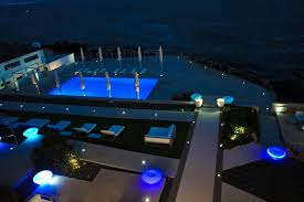 feature lighting ideas. Outdoor Pool Lighting Ideas Area Design Feature Light Divine Perspectives Night Lights Farol Ideaspool Side Lightingoutdoor Lan 1024×681 Impressive Swimming