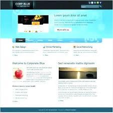 visual studio 2010 website templates asp net website templates monister