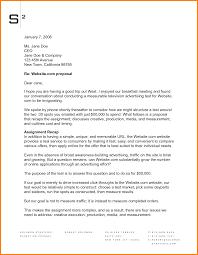 advertising proposal letter sample proposal template  advertising proposal letter sample advertisement letter format 2617169 png