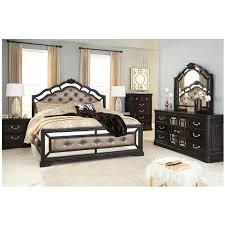 Medellin Queen Panel Bed | El Dorado Furniture