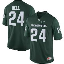 Game Michigan Bell Nike State Jersey Green - Football Le'veon Alumni Spartans afbcefadab|NFL Formally Licensed By Wincraft, Inc