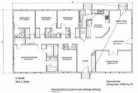 5 bedroom floor plan.  Plan 21 Best Five Bedroom Ranch House Plans 29523 To 5 Floor Plan U