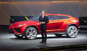 2018 lamborghini suv price. wonderful 2018 lamborghini ceo stephan winkelmann and the 2012 urus suv concept h with 2018 price