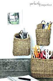 wall hanging wicker baskets wall hanging wicker baskets wicker wall baskets gallery of vintage wicker wall wall hanging wicker baskets