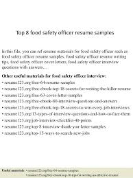 extracurricular activities in resumes extracurricular activities resume examples top 8 food safety officer