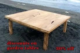 teak garden table teak garden table chairs