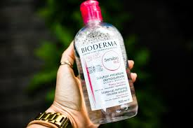 best cleanser 2 in 1 makeup remover bioderma