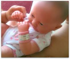 Why Little Girls Love Baby Dolls…