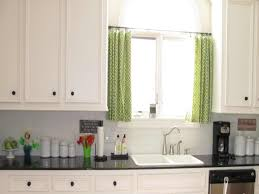 Sunflower Curtains For Kitchen Kitchen Designs How To Make Kitchen Curtains With Better Homes