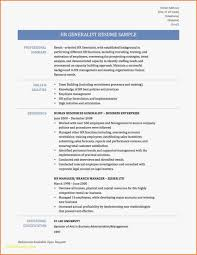 Sample Resume For Hr Resume Of Hr Manager In India human resources resume samples sample 27