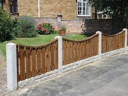 front garden fence ideas nottingham