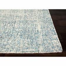 blue area rugs 8x10 rugs hand tufted durable wool ivory blue area rug slate blue area