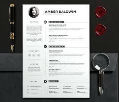 Graphic Resume Templates Graphic Resume Templates Elegant Free ...