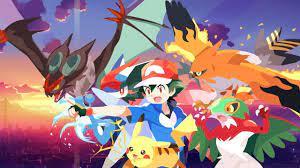Pokemon Xyz Wallpaper Hd