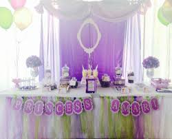 Lavender Baby Shower Decorations Princess Baby Shower Party Ideas Baby Shower Parties Lavender