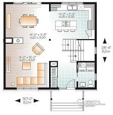 Home Design  Modern House Open Floor Plans Traditional Compact Modern Open Floor House Plans