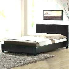 low twin bed low to the ground bed frame twin leather bed twin bed frame low